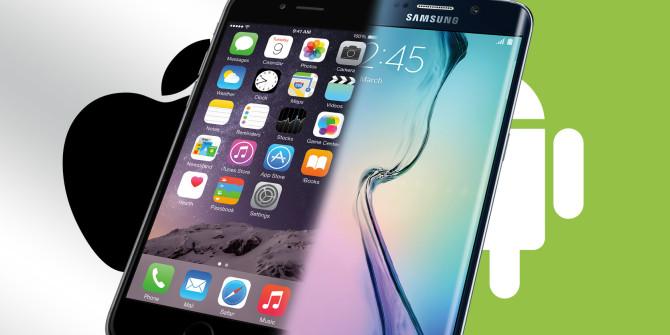Pourquoi préférer l'iPhone à l'Android ?